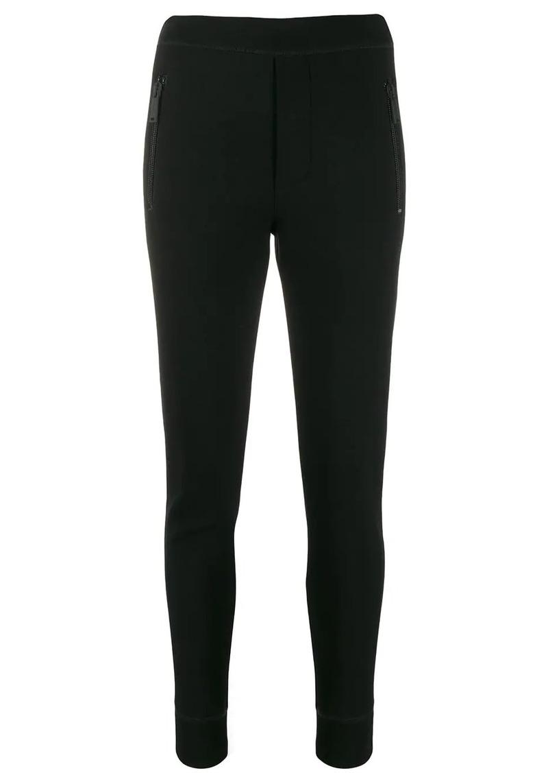 Dsquared2 slim high-waist trousers