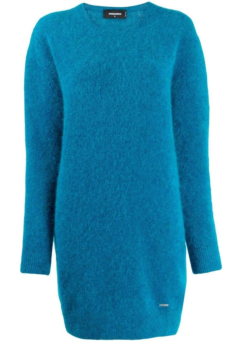 Dsquared2 slouchy sweater dress
