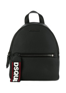 Dsquared2 small logo backpack