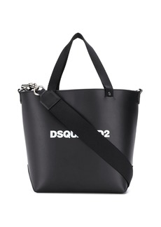 Dsquared2 small logo print tote bag