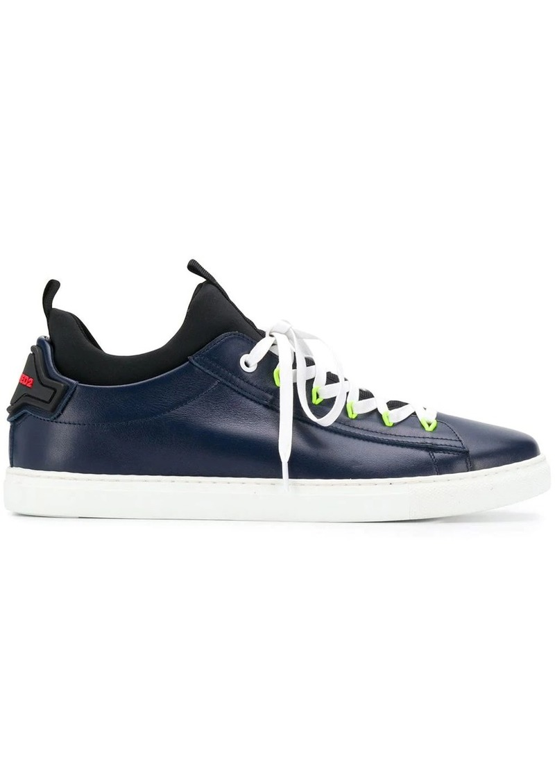 Dsquared2 sock insert sneakers