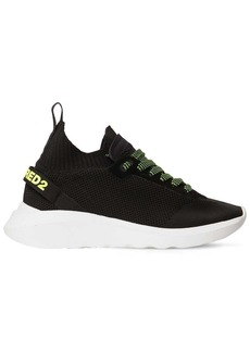 Dsquared2 Speedster Polyester Sock Sneakers