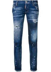 Dsquared2 splash paint jeans