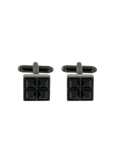Dsquared2 square crystal-embellished cufflinks