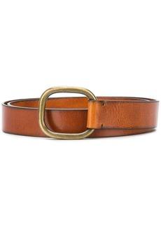 Dsquared2 squared buckle belt