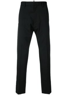 Dsquared2 straight leg tailored trousers