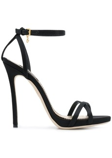 Dsquared2 strappy heeled sandals