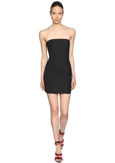 Dsquared2 Stretch Cool Wool Dress