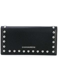Dsquared2 stud-trimmed wallet