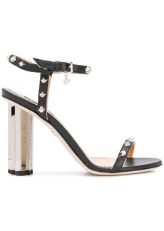 Dsquared2 studded high heel sandals