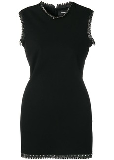 Dsquared2 studded mini dress