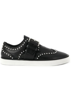 Dsquared2 studded monk strap sneakers