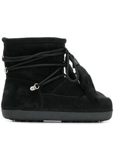 Dsquared2 suede snowboots