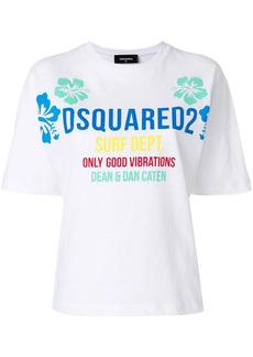 Dsquared2 Surf logo T-shirt