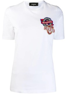 Dsquared2 T-shirt with Beer patches