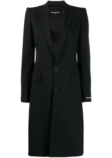 Dsquared2 tailored blazer coat