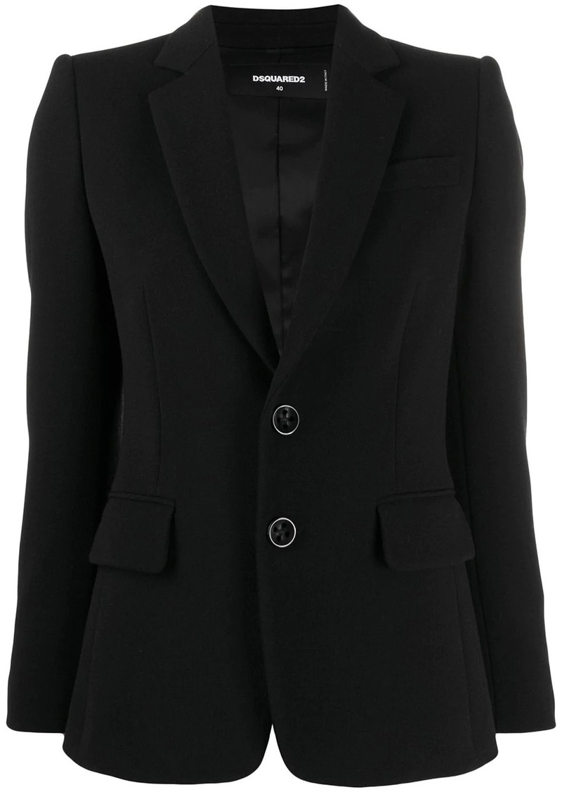 Dsquared2 tailored blazer jacket