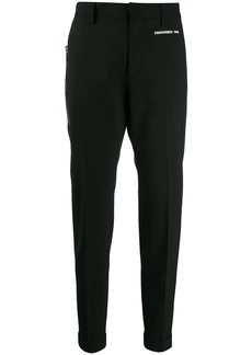 Dsquared2 tailored tapered trousers