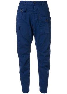 Dsquared2 tapered utility trousers