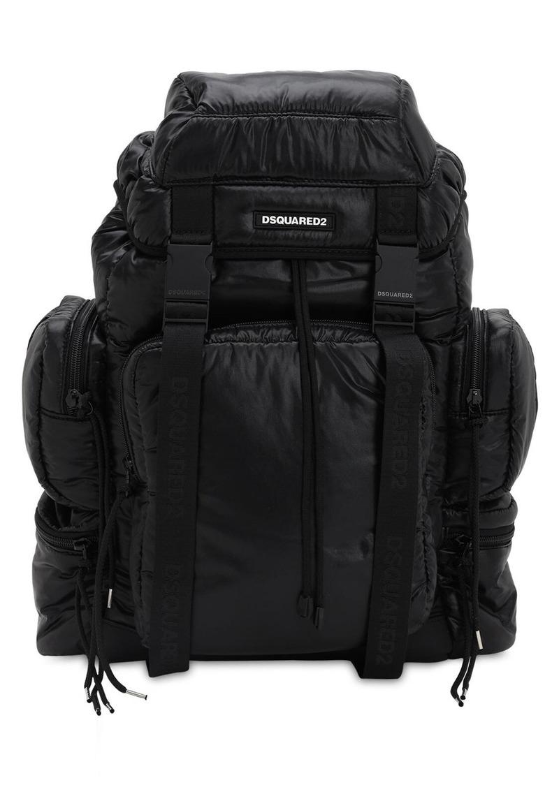 Dsquared2 Techno Trekking Backpack