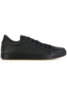 Dsquared2 textured sneakers