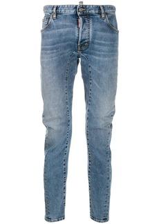 Dsquared2 Tidy Biker skinny jeans