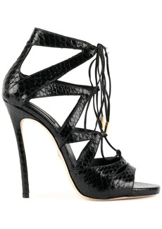 Dsquared2 tied strappy sandals