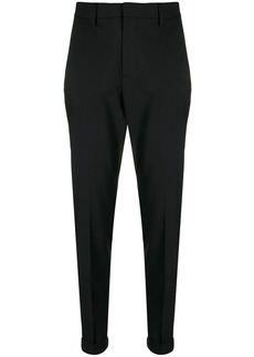 Dsquared2 turned-up hem tailored trousers