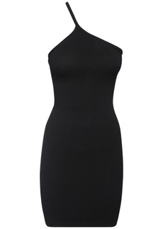 Dsquared2 Viscose Blend Bodycon Mini Dress