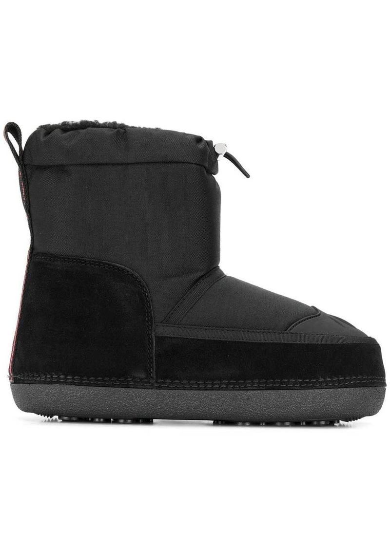 Dsquared2 waterproof snow boots