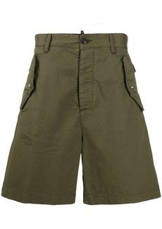Dsquared2 wide-leg cargo shorts