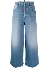 Dsquared2 wide leg jeans