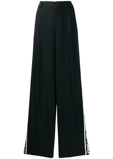 Dsquared2 wide-leg sports trousers