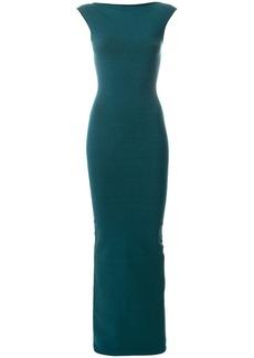 Dsquared2 wide neck column dress