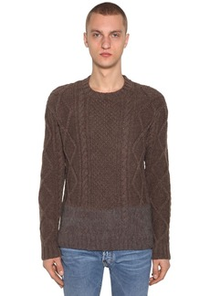 Dsquared2 Wool Knit Sweater