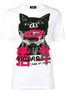 Dsquared2 Year of the Pig T-shirt