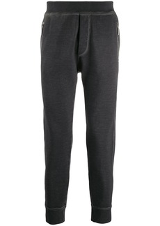 Dsquared2 zip detail track pants