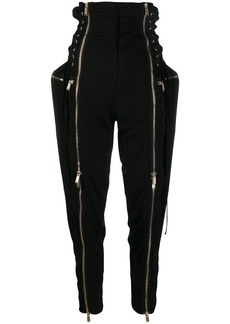 Dsquared2 zip-up trousers