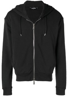 Dsquared2 zipped up hoodie