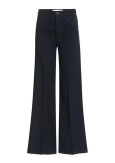 DVB Denim by Victoria Beckham Cropped Flare Jeans