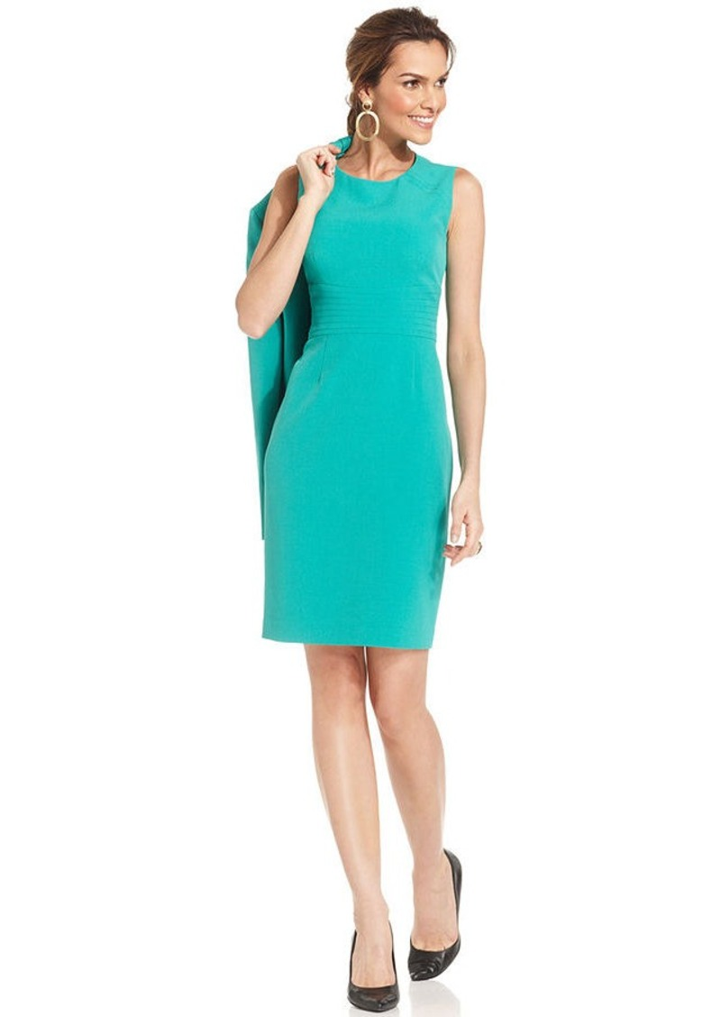 Kasper Kasper Sleeveless Sheath Dress Dresses