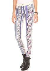 James Jeans Twiggy Front Zip Skinny Jeans