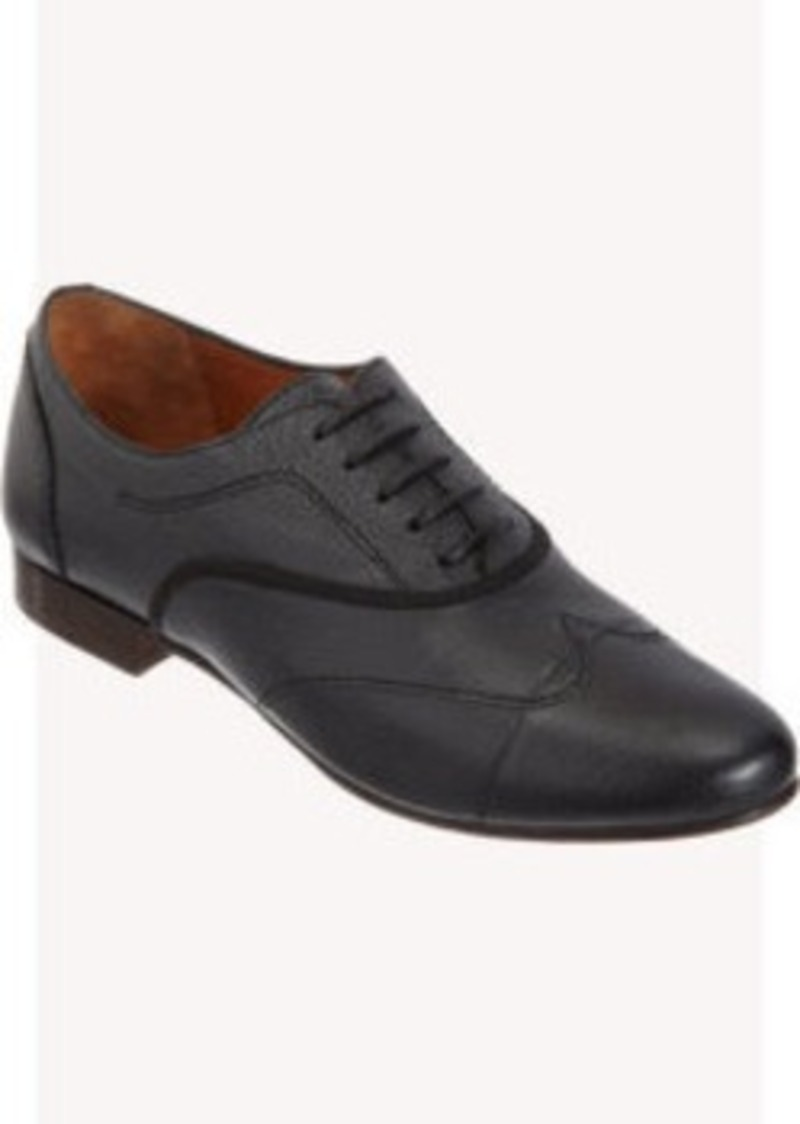 Lanvin Stitched Wingtip Oxford