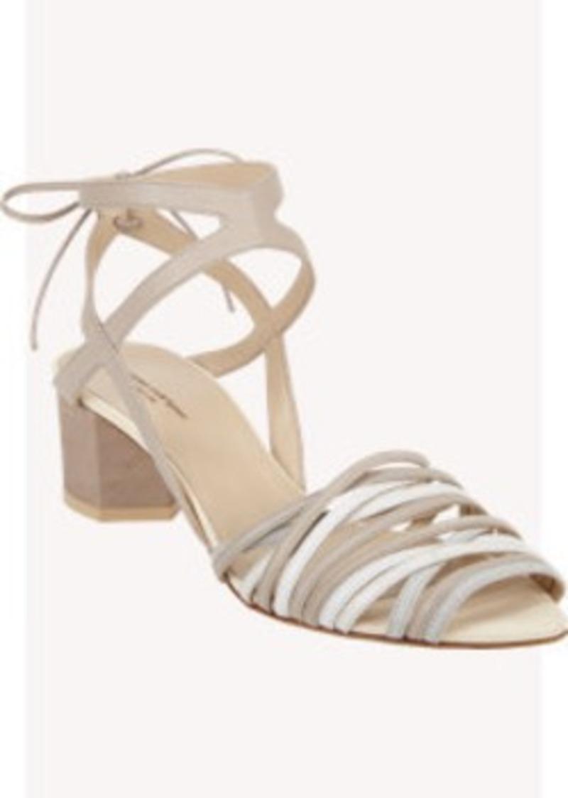 Narciso Rodriguez Karung Mid-heel Sandal