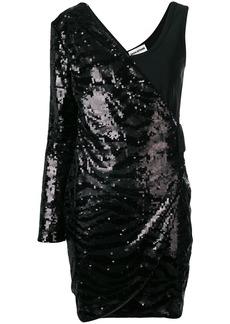 Each x Other asymmetric sequin dress