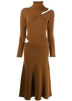 Each x Other asymmetric sweater dress