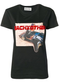 Each x Other car print T-shirt