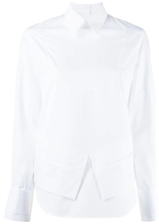 Each x Other minimal tuxedo shirt
