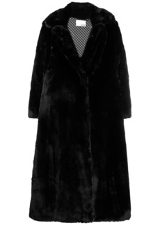 Each x Other oversized vegan mink coat