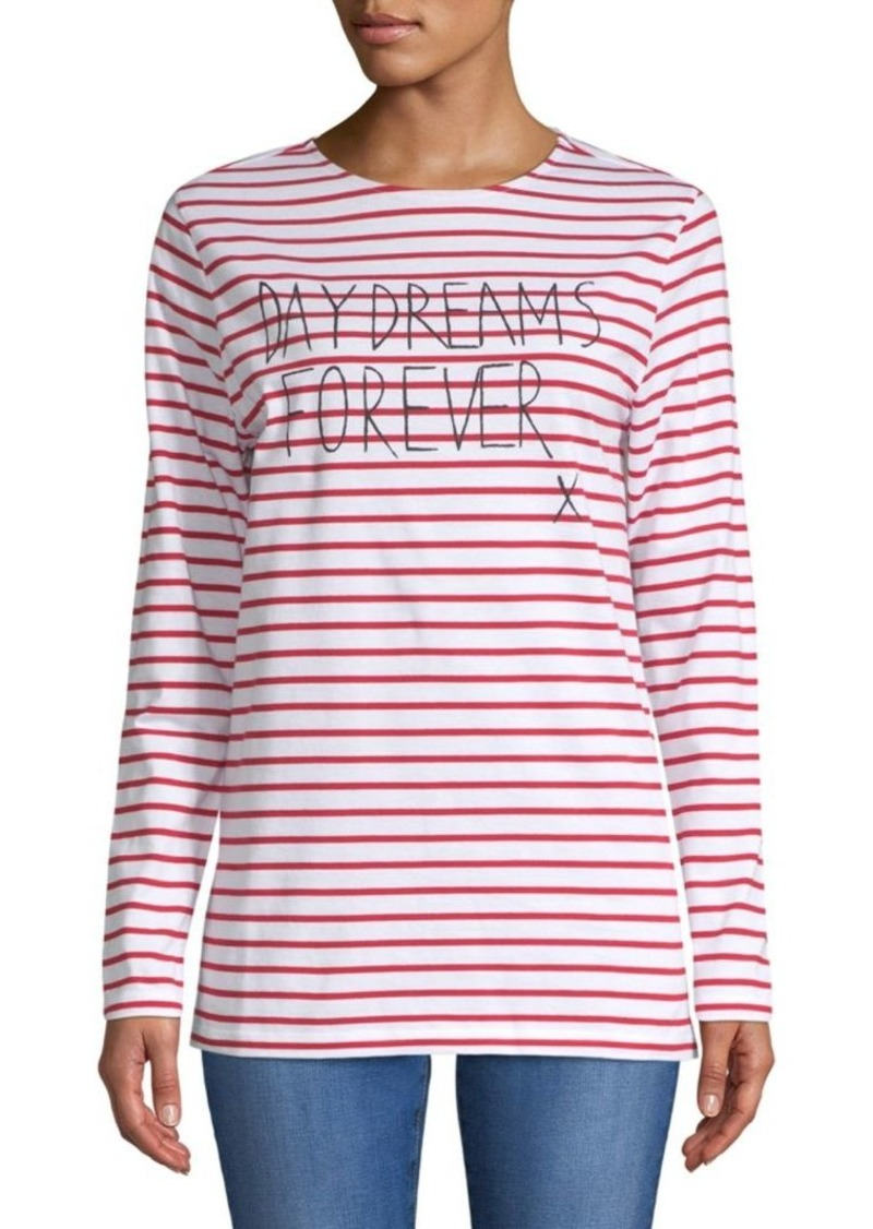 Each x Other Striped Long-Sleeve Tee